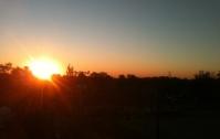 Sunrise Over Littlefield