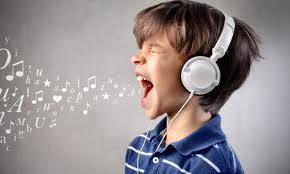 Boy Singing